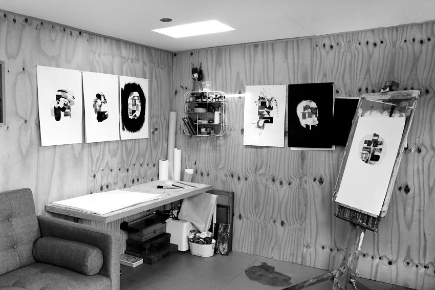 Herringbone Studio 02 BW LR © Gavin Joynt